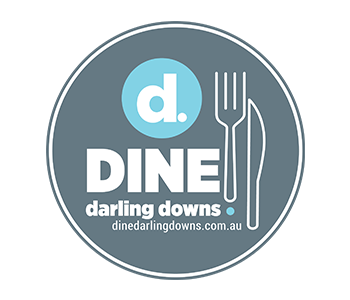 Dine Darling Downs Logo