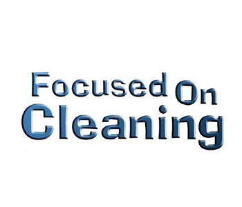 Focused on Cleaning
