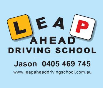 Leap Ahead Driving School