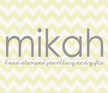 Mikah Hand Stamped Jewellery & Gifts