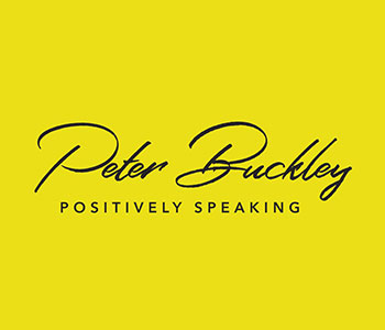 Peter Buckley - Positively Speaking