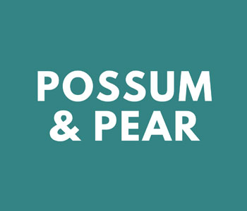 Possum & Pear